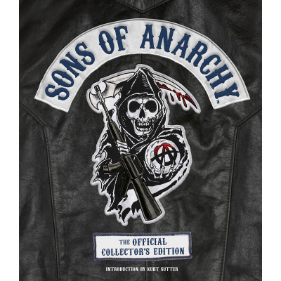 Sons of anarchy Sons of Anarchy: The Official Collector's Edition [Hardcover]
