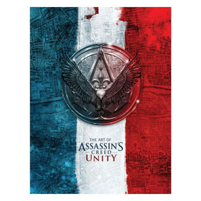 The Art of Assassin's Creed Unity Limited Edition [Hardcover]