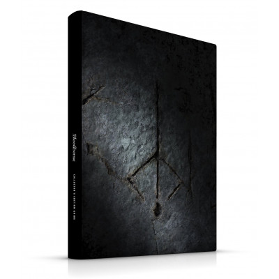 Bloodborne Future Press Collector's Edition Strategy Guide [Hardcover]