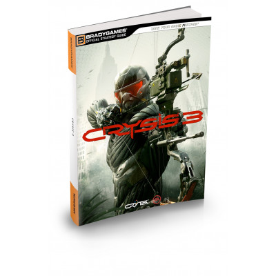 Руководство по игре BradyGames Crysis 3 Official Strategy Guide [Paperback]