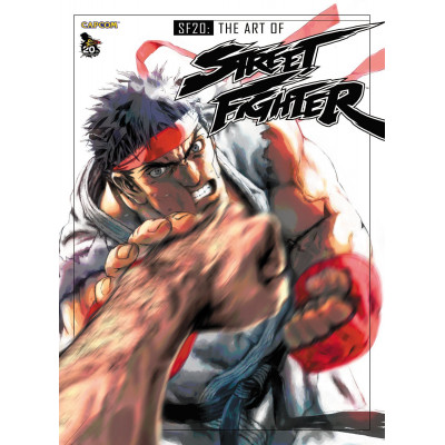 Street fighter Udon SF20: The Art of [Paperback]