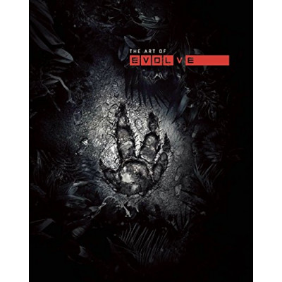 Артбук Insight Editions The Art of Evolve [Hardcover]