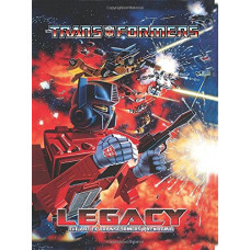 Transformers Legacy: The Art of Transformers Packaging [Hardcover]