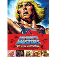 Art of He Man and the Masters of the Universe [Hardcover]