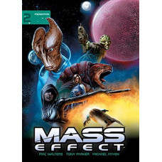 Mass Effect Library Edition Volume 2 [Hardcover]