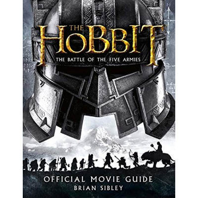 Книга HarperCollins Official Movie Guide (The Hobbit: The Battle of the Five Armies) [Paperback,Hardcover]