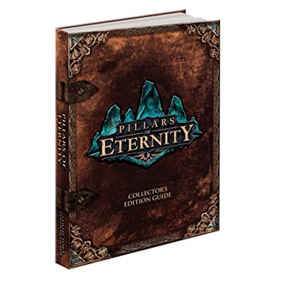 Руководство по игре Prima Games Pillars of Eternity: Prima Official Game Guide [Hardcover]