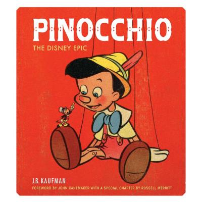 Артбук Walt Disney Pinocchio: The Disney Epic [Hardcover]