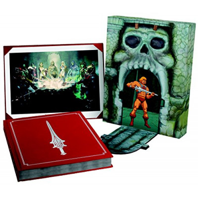 Артбук Dark Horse The Art of He-Man and the Masters of the Universe Limited Edition [Hardcover]