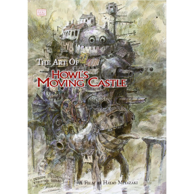 The Art of Howl's Moving Castle [Hardcover]