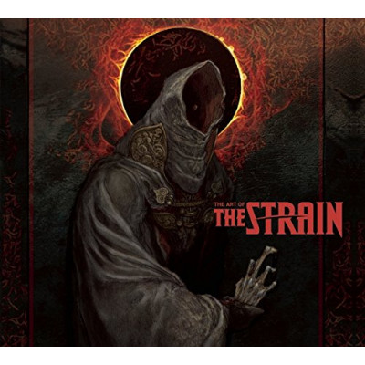 Артбук Insight Editions The Art of The Strain [Hardcover]