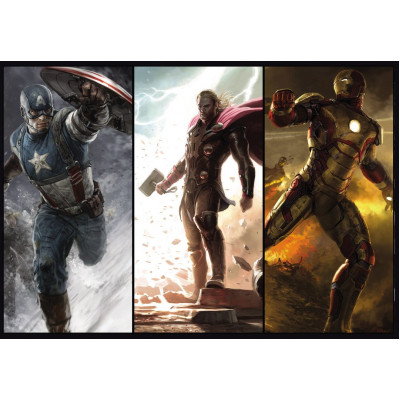 Артбук Marvel The Road to Marvel's Avengers: Age of Ultron: The Art of the Cinematic Universe [Hardcover]