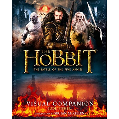 Visual Companion (The Hobbit: The Battle of the Five Armies) [Hardcover]