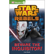 DK Readers L2: Star Wars Rebels: Beware the Inquisitor [Paperback,Hardcover]