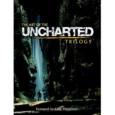 The Art of the Uncharted Trilogy [Hardcover]