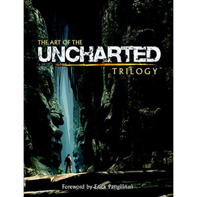 Артбук Dark Horse The Art of the Uncharted Trilogy [Hardcover]