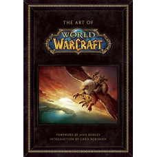 The Art of World of Warcraft [Hardcover]
