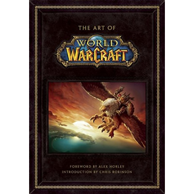Артбук Insight Editions The Art of World of Warcraft [Hardcover]