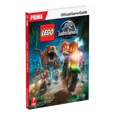 Lego Jurassic World: Prima Official Game Guide [Paperback]