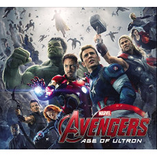 Marvel's Avengers: Age of Ultron: The Art of the Movie Slipcase [Hardcover]