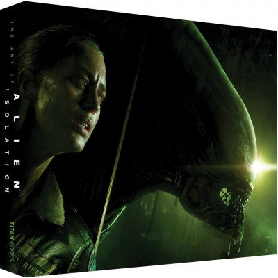 The Art of Alien: Isolation Limited Edition [Hardcover]