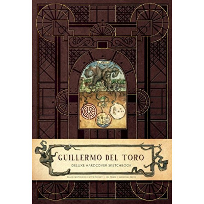 Guillermo del Toro Deluxe Hardcover Sketchbook [Hardcover]