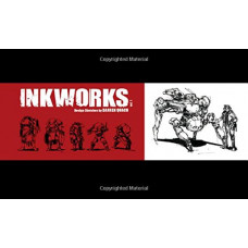 Inkworks: Darren Quach Sketchbook Vol. 01 [Hardcover]