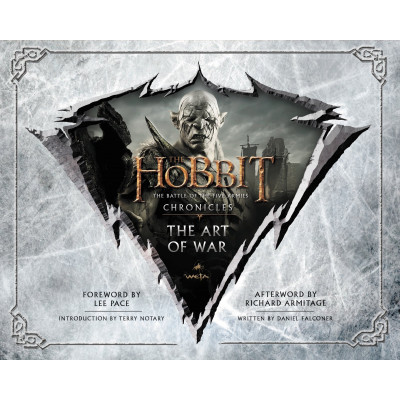 Артбук Harper Design The Hobbit: The Art of War: The Battle of the Five Armies: Chronicles [Hardcover]