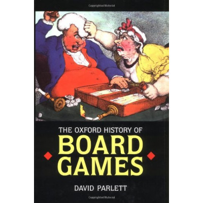 The Oxford History of Board Games [Hardcover]