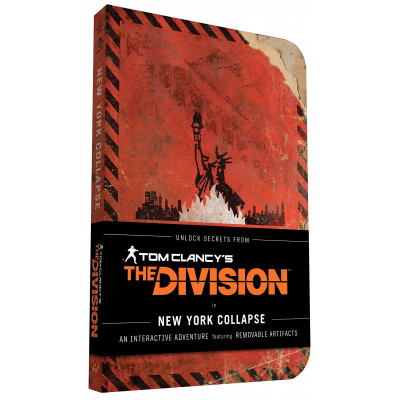 Division Chronicle Books Tom Clancy's The Division: New York Collapse [Paperback]