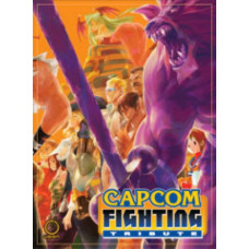 Capcom Fighting Tribute [Hardcover]