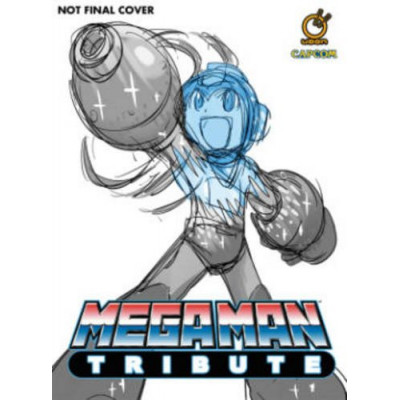 Артбук Udon Mega Man Tribute HC [Hardcover]
