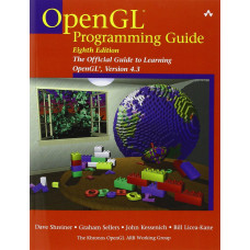 OpenGL Programming Guide: The Official Guide to Learning OpenGL, Version 4.3 (8th Edition) [Paperback]