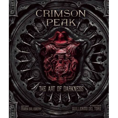 Артбук Insight Editions Crimson Peak: The Art of Darkness [Hardcover]