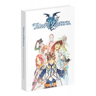 Tales of Zestiria Collector's Edition Strategy Guide [Hardcover]