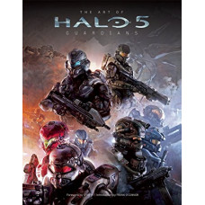 The Art of Halo 5: Guardians [Hardcover]