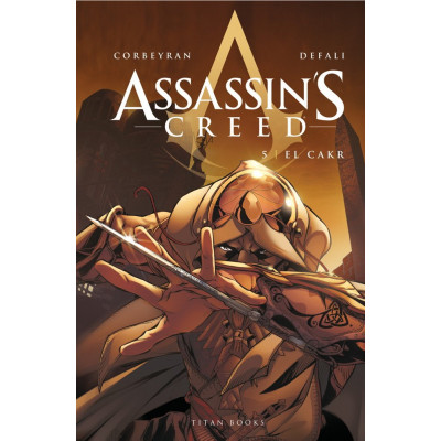 Комикс Titan Books Assassin's Creed - El Cakr [Hardcover]