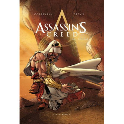 Комикс Titan Books Assassin's Creed - Leila [Hardcover]