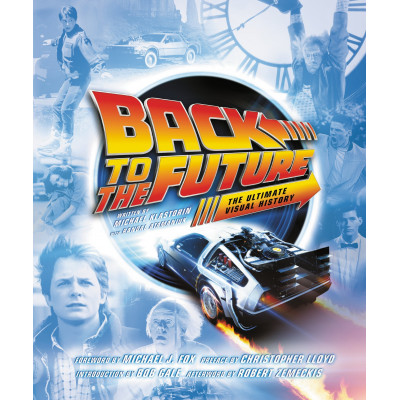 Артбук Harper Design Back to the Future: The Ultimate Visual History [Hardcover]