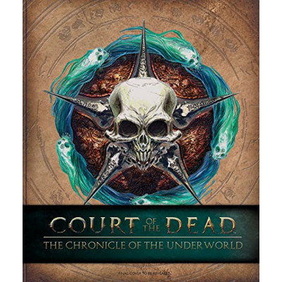 Артбук Insight Editions Court of the Dead: The Chronicle of the Underworld [Hardcover]