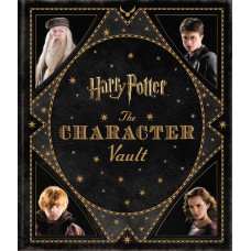 Harry Potter: The Character Vault [Hardcover]