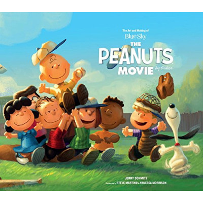 The Art and Making of Peanuts the Movie [Hardcover]