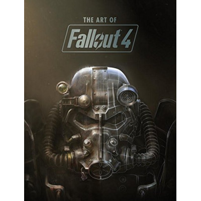 Артбук Dark Horse The Art of Fallout 4 [Hardcover]