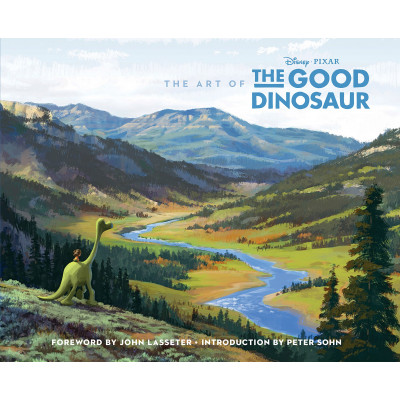 Артбук Chronicle Books The Art of the Good Dinosaur [Hardcover]