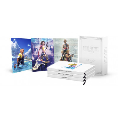 Руководство по игре Prima Games Final Fantasy Box Set 2: Official Game Guide  [Hardcover]