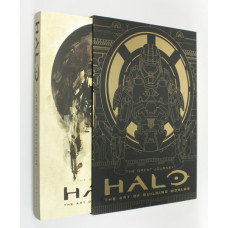 Halo The Art of Building Worlds Limited Edition [Hardcover]