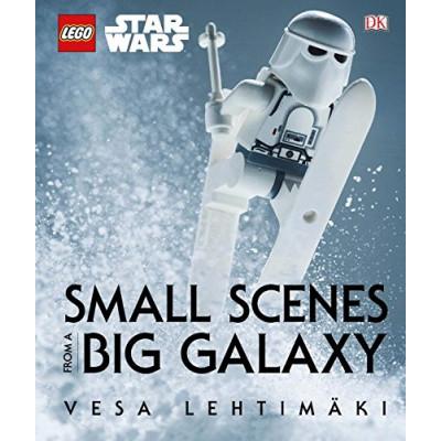 Книга Dorling Kindersley LEGO Star Wars: Small Scenes from a Big Galaxy [Hardcover]
