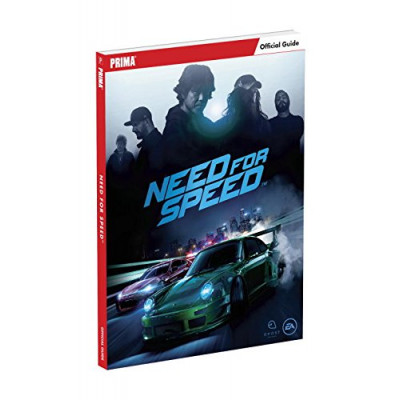 Need For Speed Standard Edition Strategy Guide [Paperback]