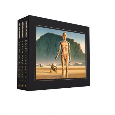 Артбук Abrams Star Wars Art: Ralph McQuarrie [Deluxe Edition]