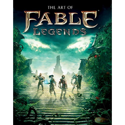 The Art of Fable Legends [Hardcover]